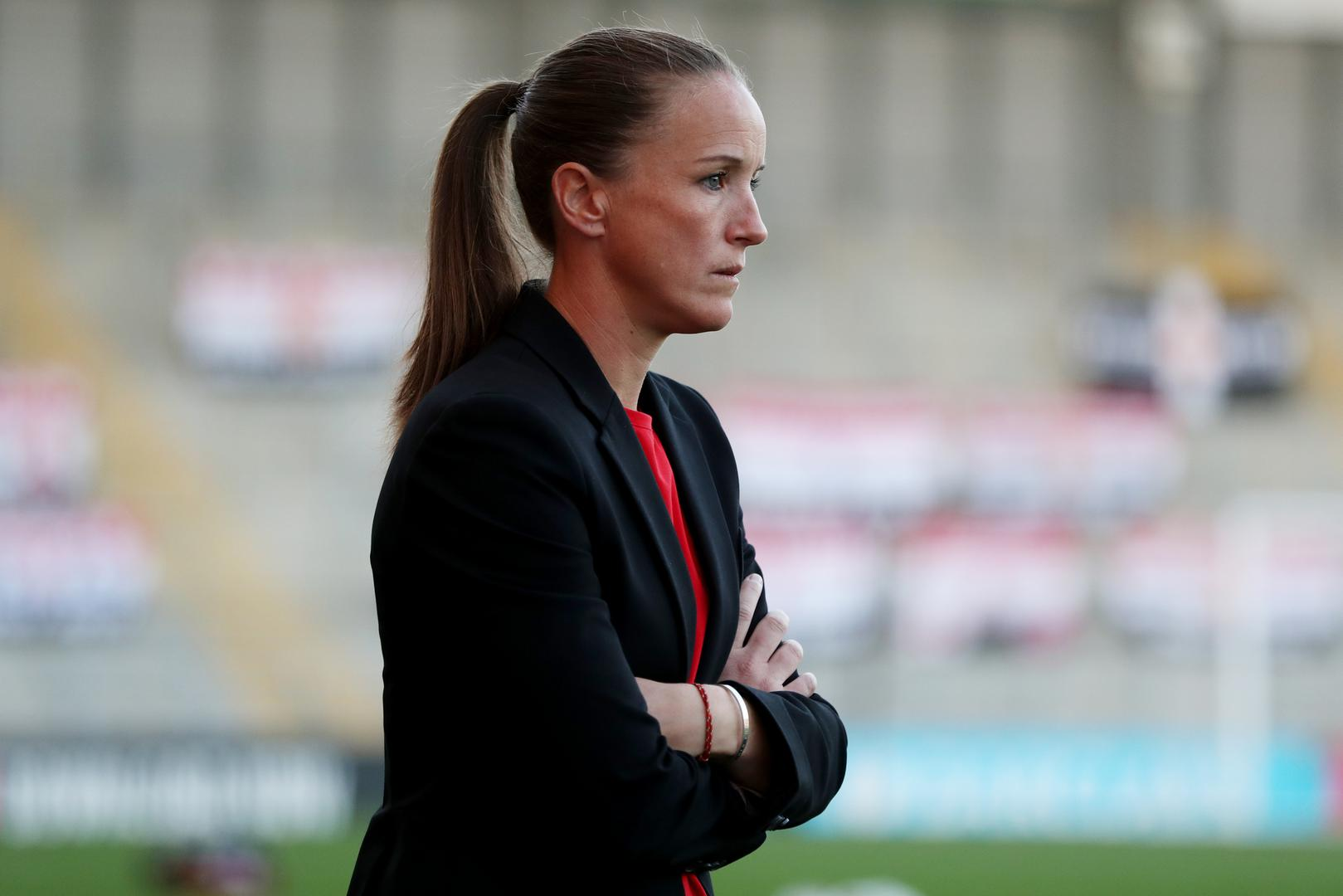 Casey Stoney, Manchester United Women head coach