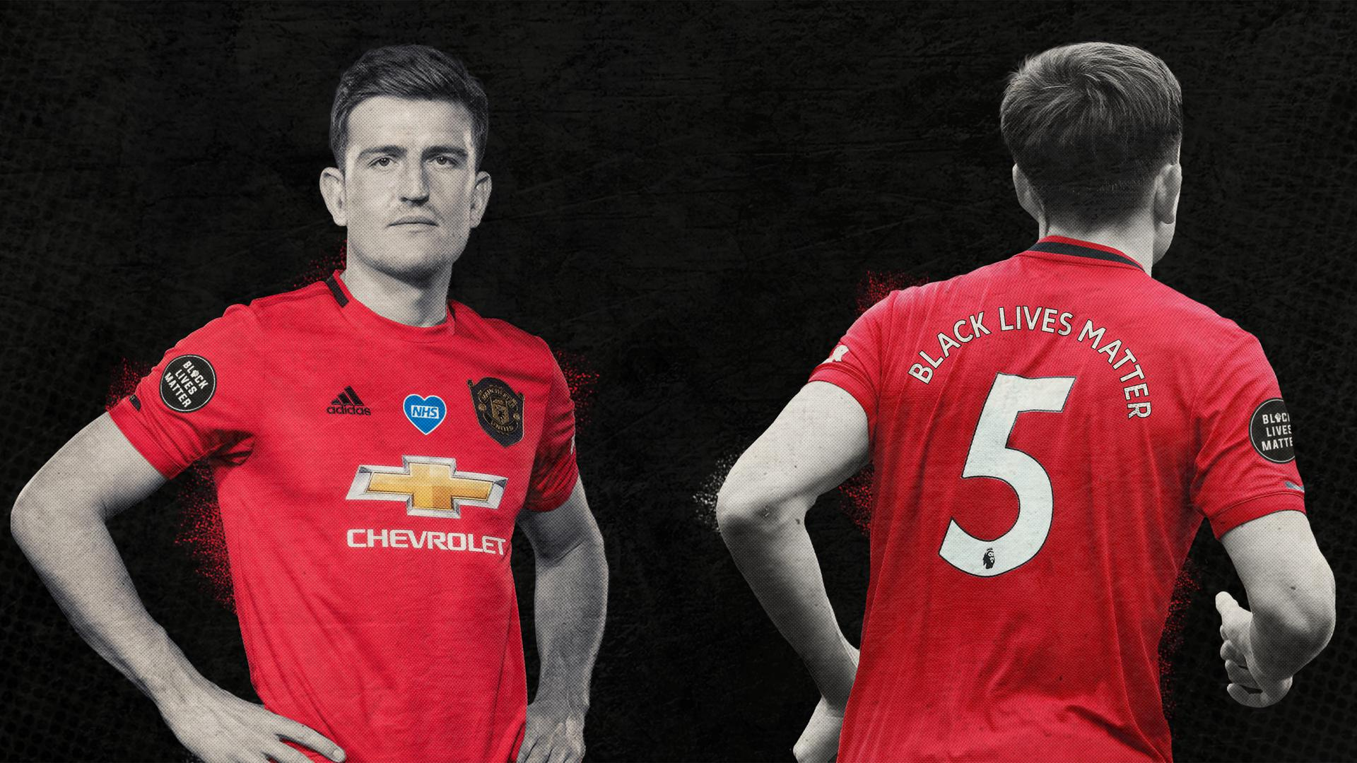 Man Utd Donate Black Lives Matter Shirt Printing Proceeds To Kick It Out Manchester United