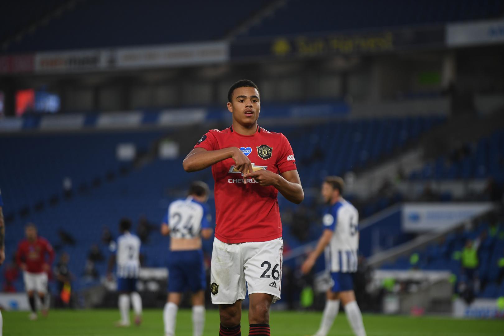 Gallery of match pics from Brighton v Man Utd on 30 June 2020 ...