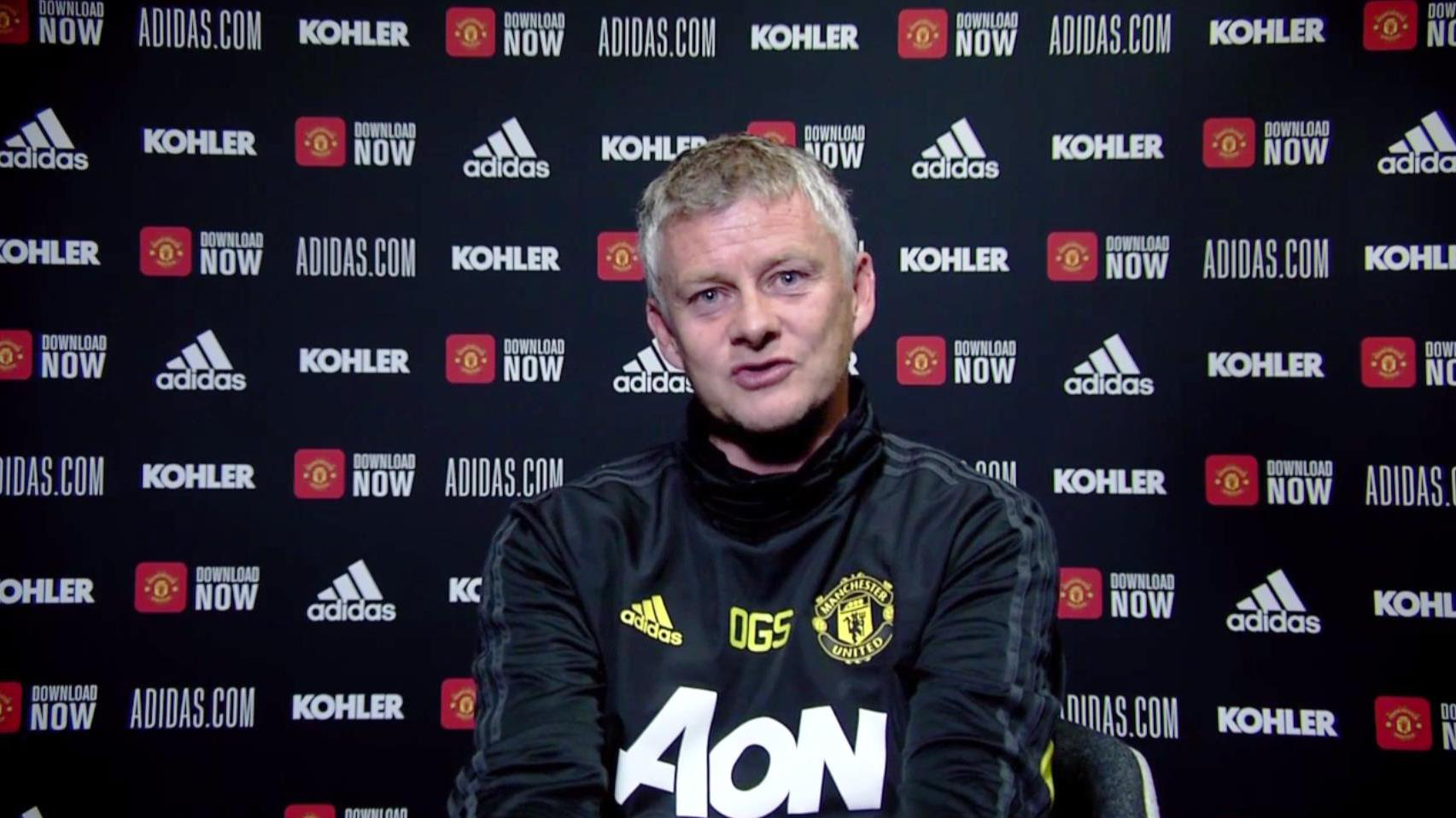 Ole Gunnar Solskjaer Zoom press conference 3 July1593774030627 large.'