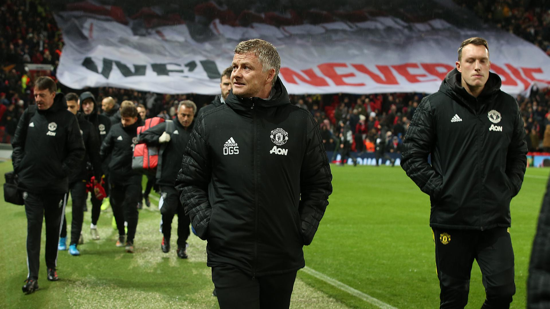 Team News For Man United V Brighton 10 November 2019