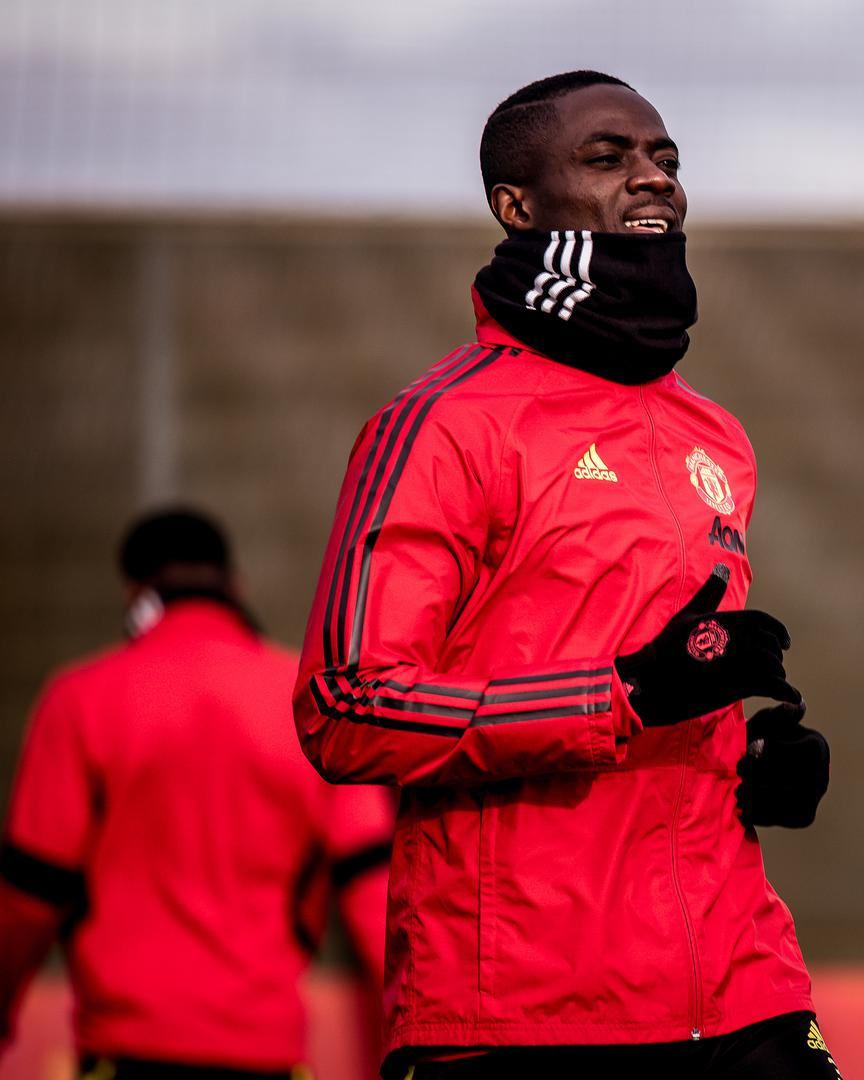 Eric Bailly.,