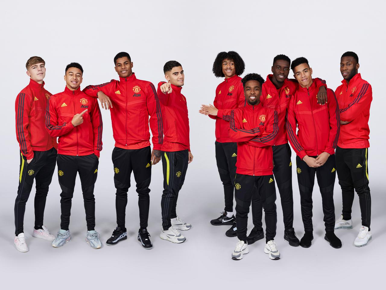 Inside United Magazine Made In Manchester Edition Manchester United