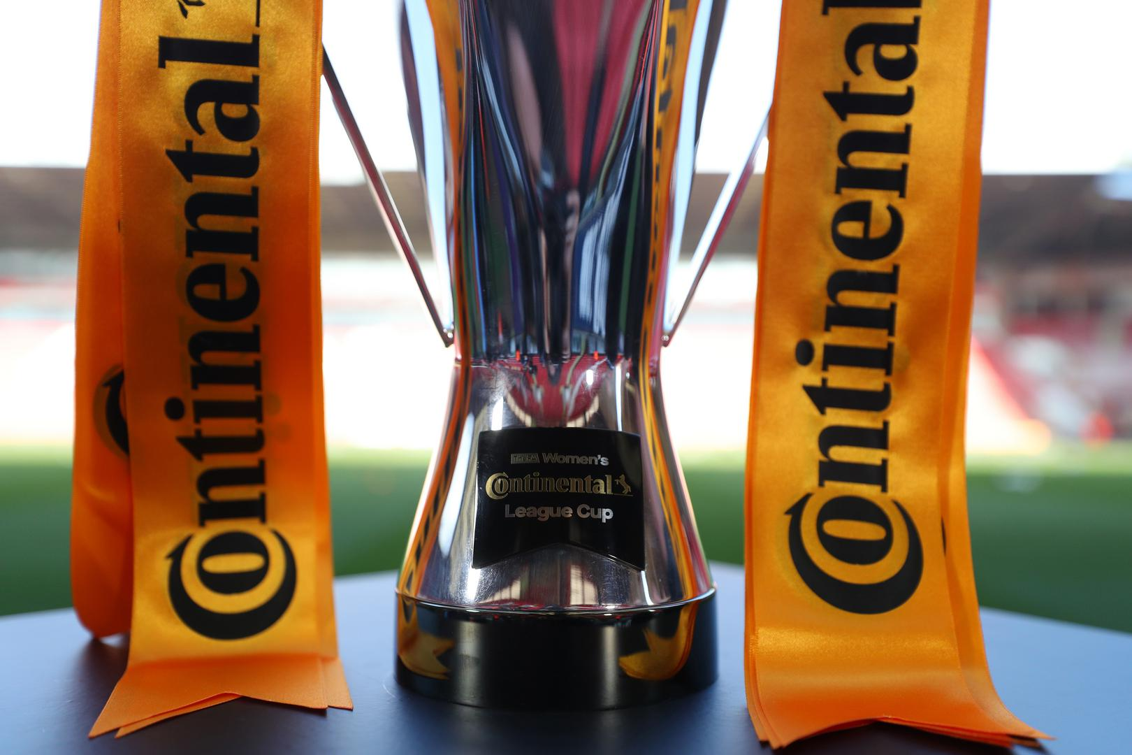 Continental Tyres Cup trophy.