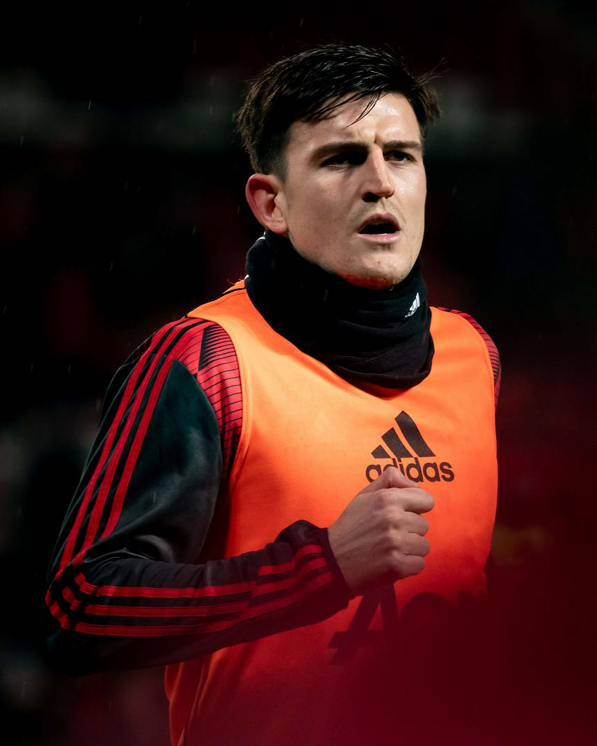 Harry Maguire.,