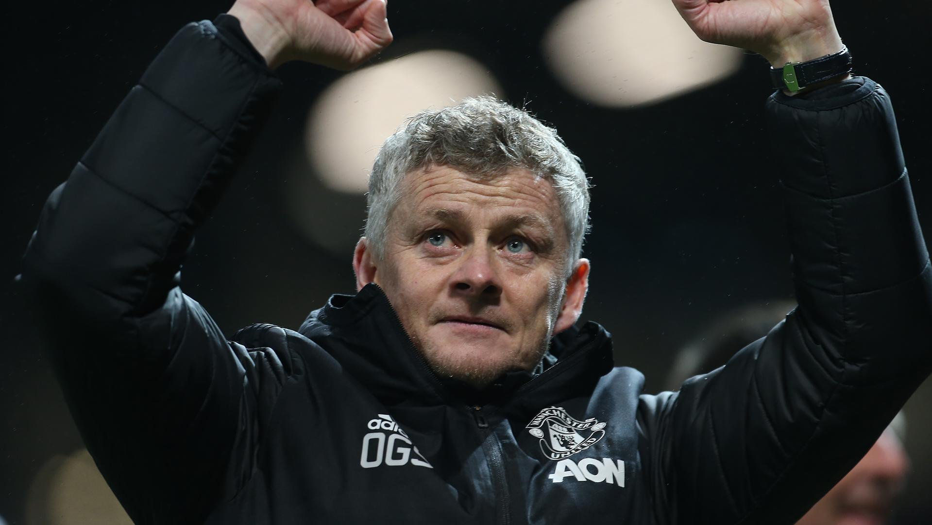 Ole reacts to Man United 4-1 Newcastle - Manchester United