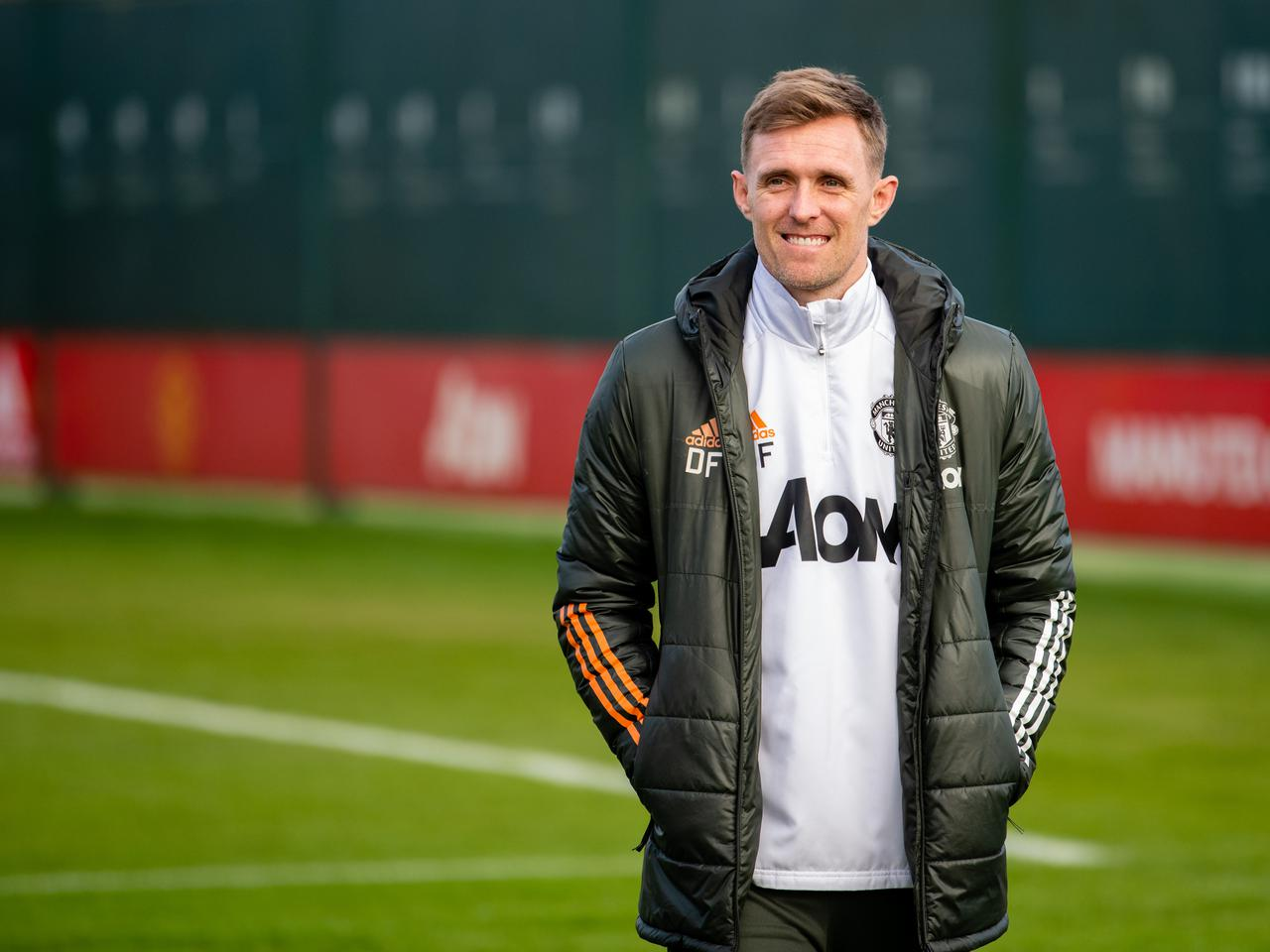 Darren Fletcher delighted to start first team coaching role at Man Utd |  Manchester United