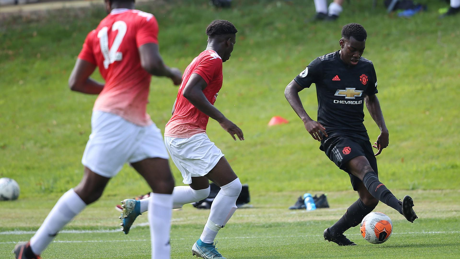 Confirmed: United's first EFL Trophy fixture