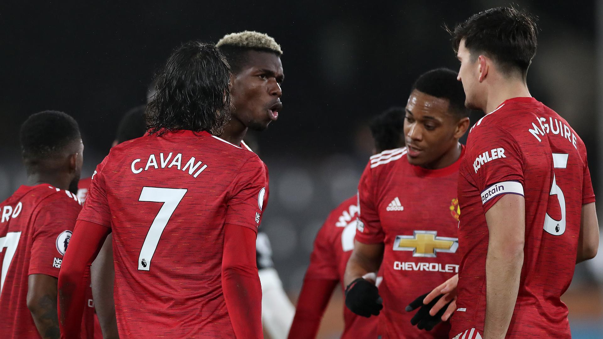 Crónica: Fulham 1 Manchester United 2, 20 de enero de 2021   Web oficial del Manchester United
