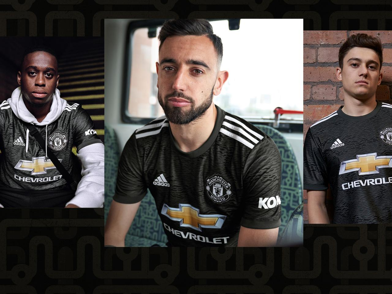 Man Utd and adidas release official new 2020/21 away kit ...