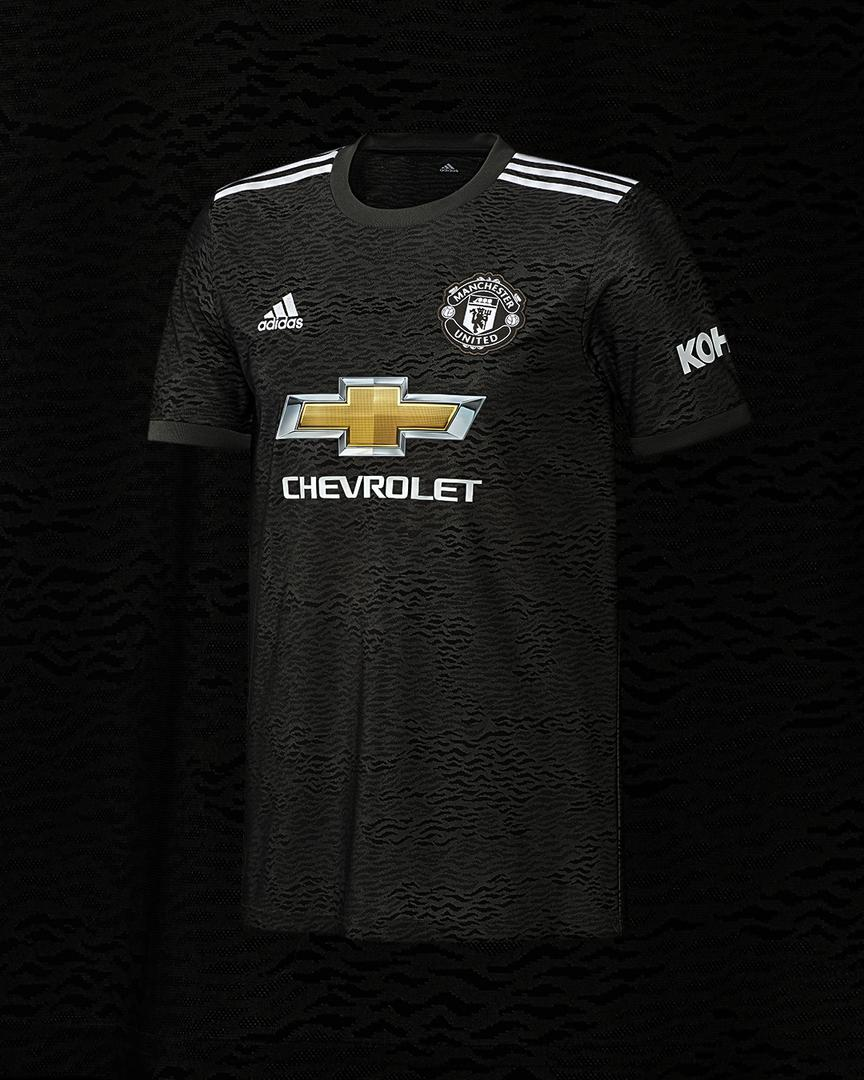Download Manchester United Kit 2020/21 Wallpaper