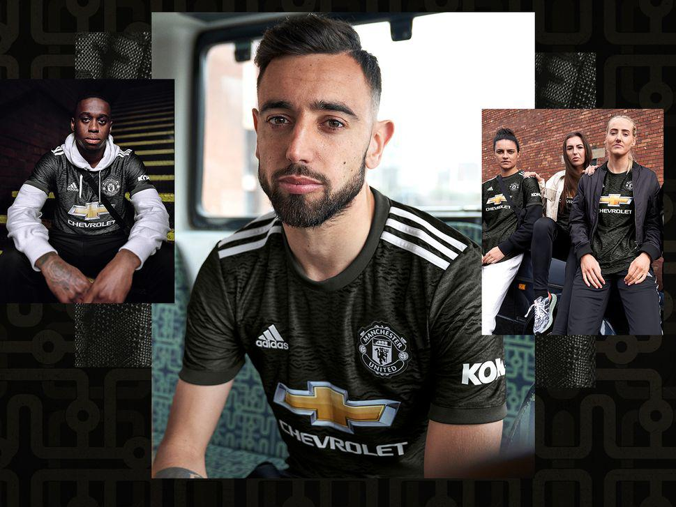 Man Utd And Adidas Release Official New 2020 21 Away Kit Manchester United