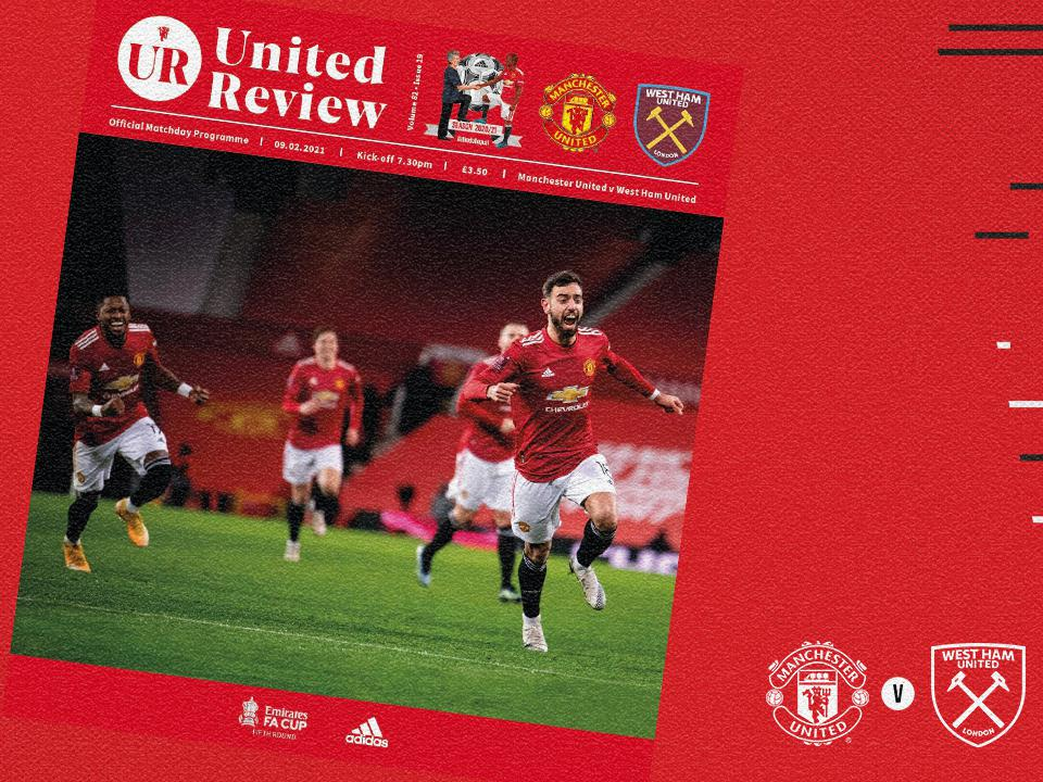 Where To And Match Preview For Man Utd V West Ham On 9 February 2021 Manchester United