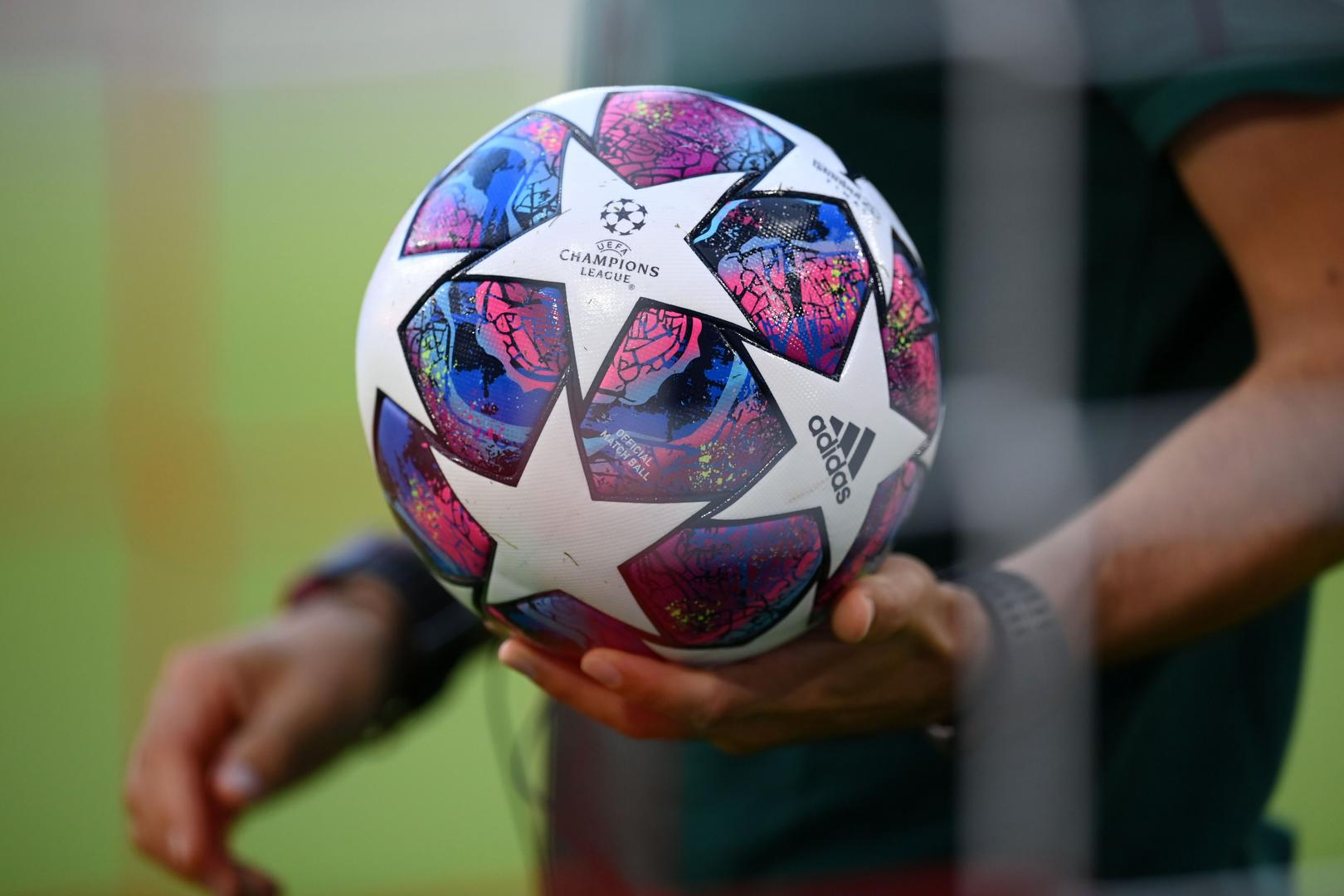Champions League ball,