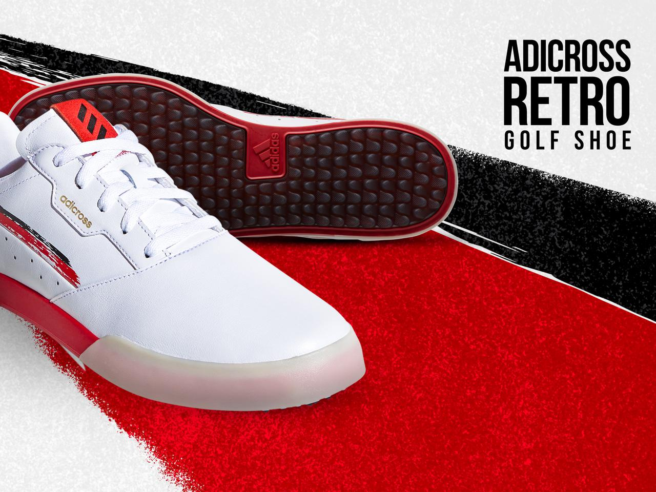 Spotlight on the adidas retro Golf Shoe | Manchester United