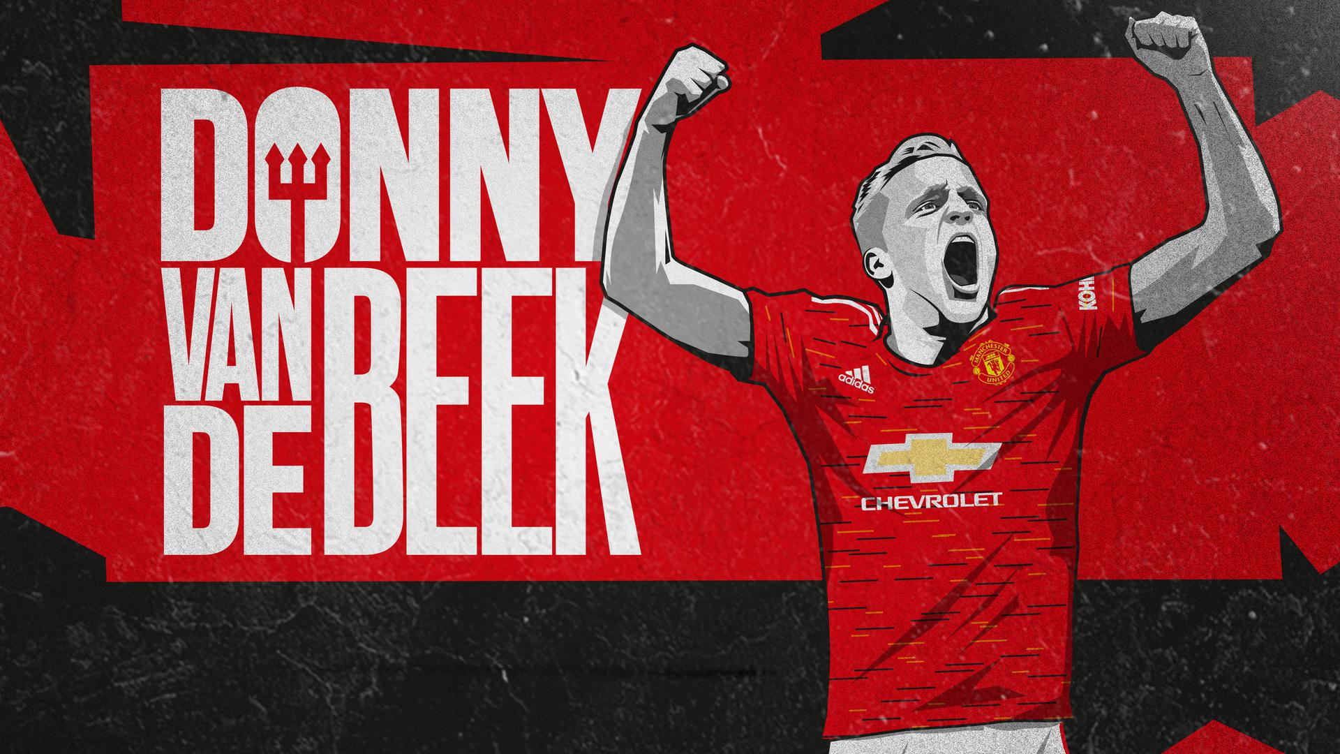 Transfer Confirmed Donny Van De Beek Signs For Man Utd Wb Mirror