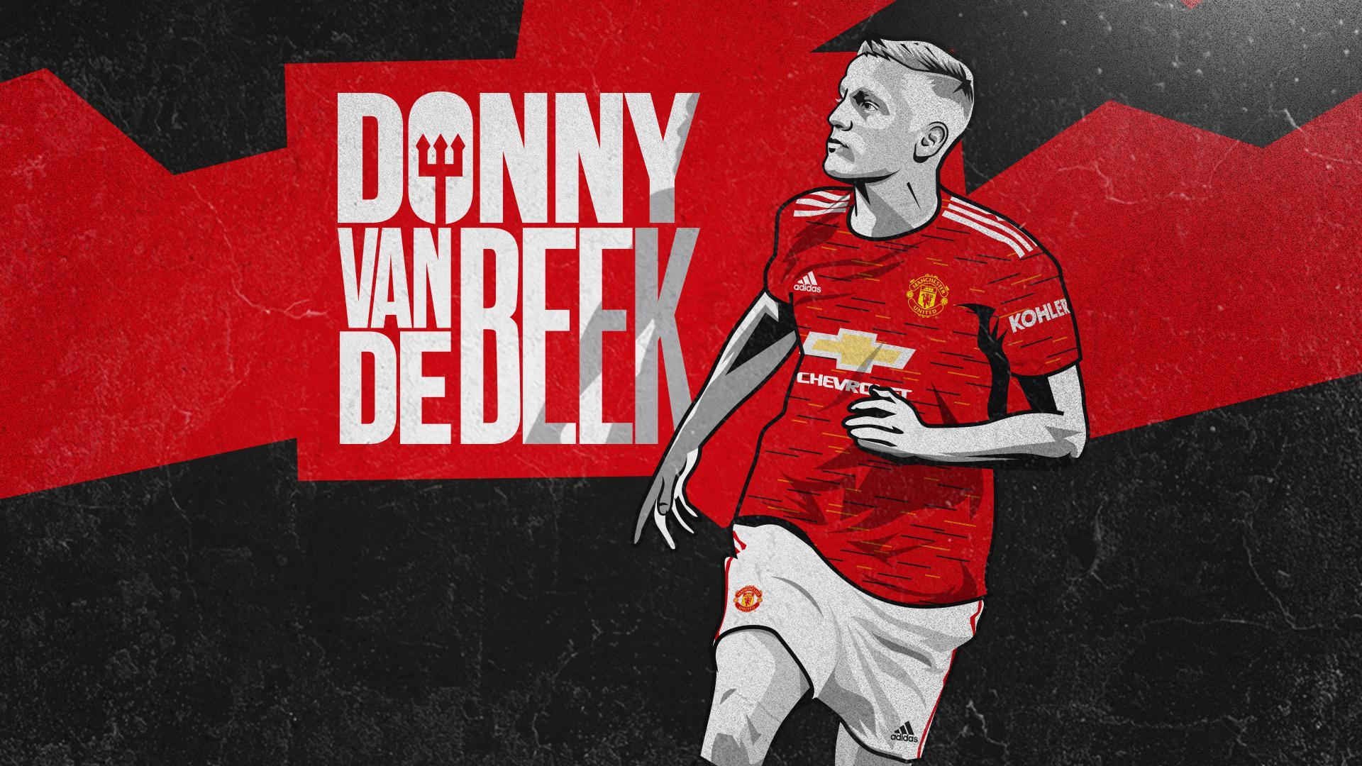 Donny Van De Beek S Man Utd Shirt Number Revealed Manchester United