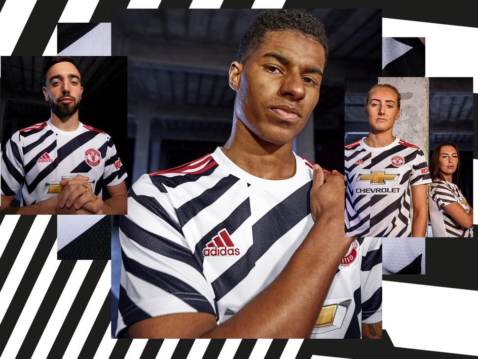Man Utd Press Release For Adidas Third Kit In The 2020 21 Season Manchester United
