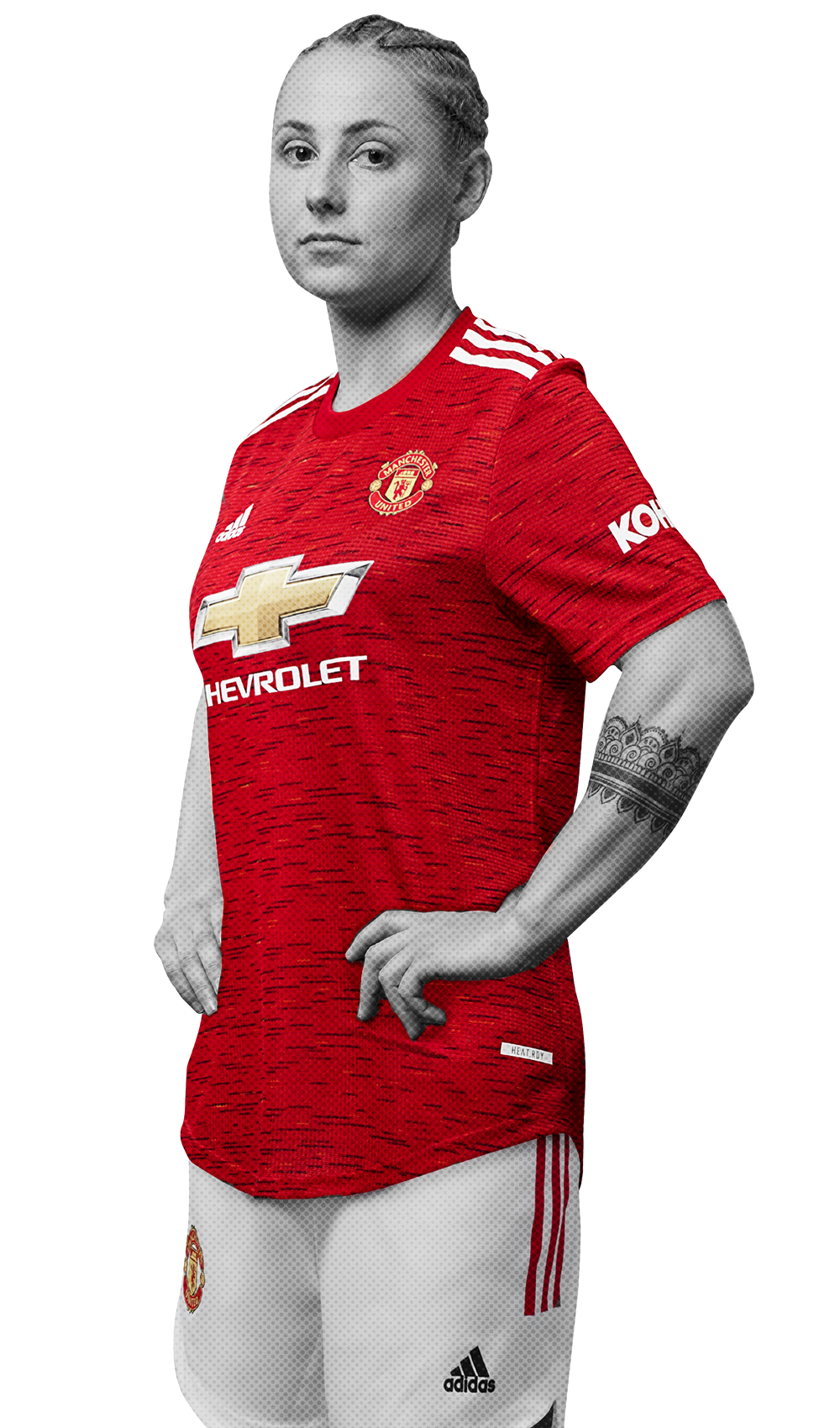 Leah Galton Man Utd Women Player Profile Manchester United