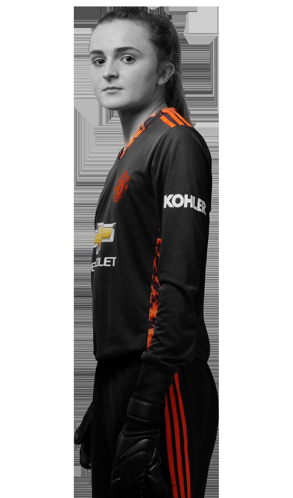 Fran Bentley Man Utd Women Player Profile Manchester United