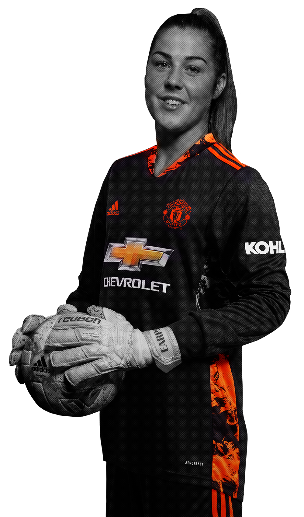 Mary Earps Man Utd Women Player Profile Manchester United