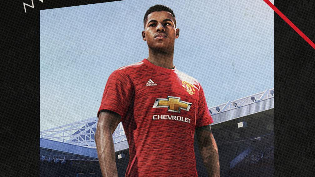 United Quiz On Marcus Rashford Pes 2021 Cover Star Manchester United