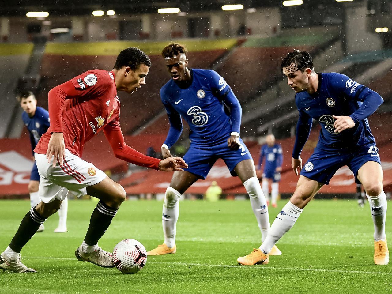 Man Utd v Chelsea Premier League match report 24 October 2020