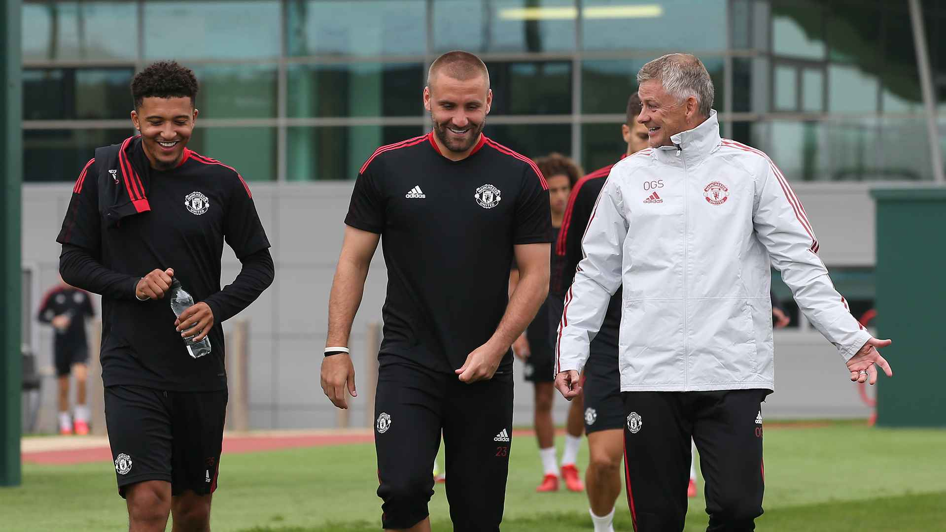 Shaw: Sancho is sharp and ready