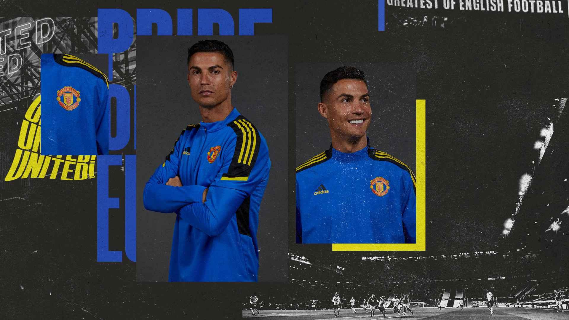 Revealed: Our European training kit for 2021/22 - Manchester United