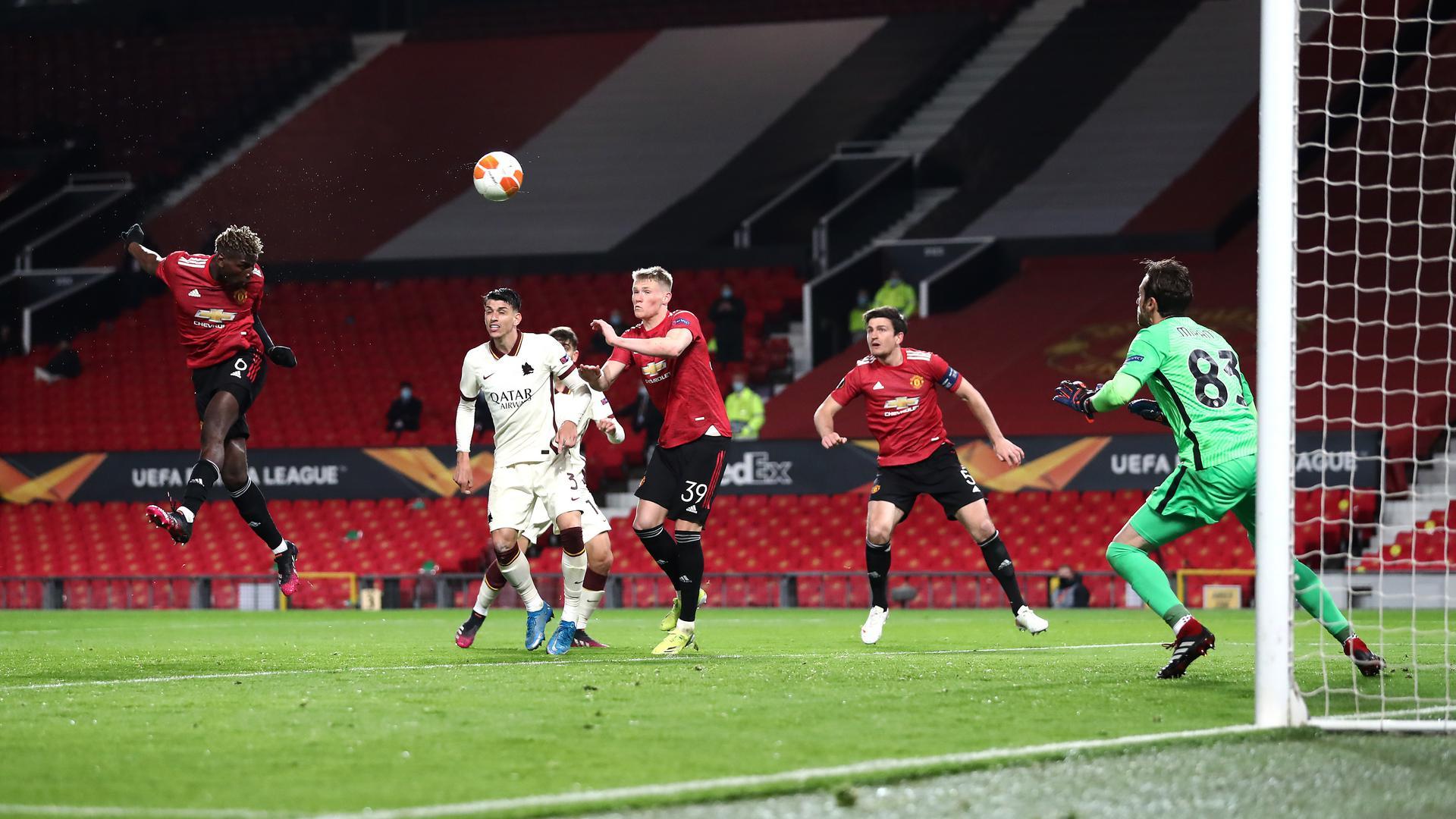 Manchester United vs Roma (29 Apr 2021) 🔥 Video Highlights - FootyRoom