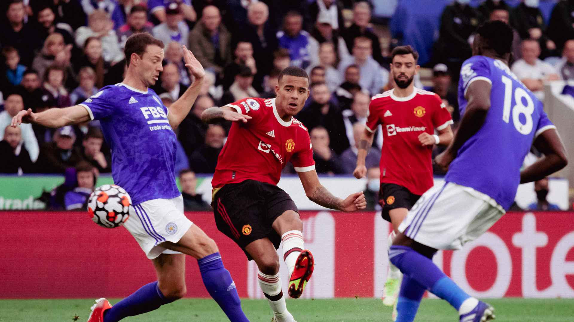 Match Report: Leicester 4 United 2