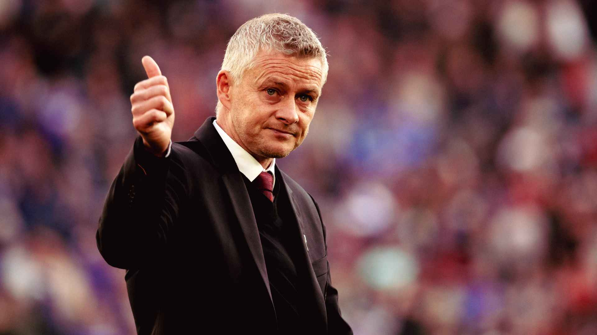 Solskjaer: We need to sort this out
