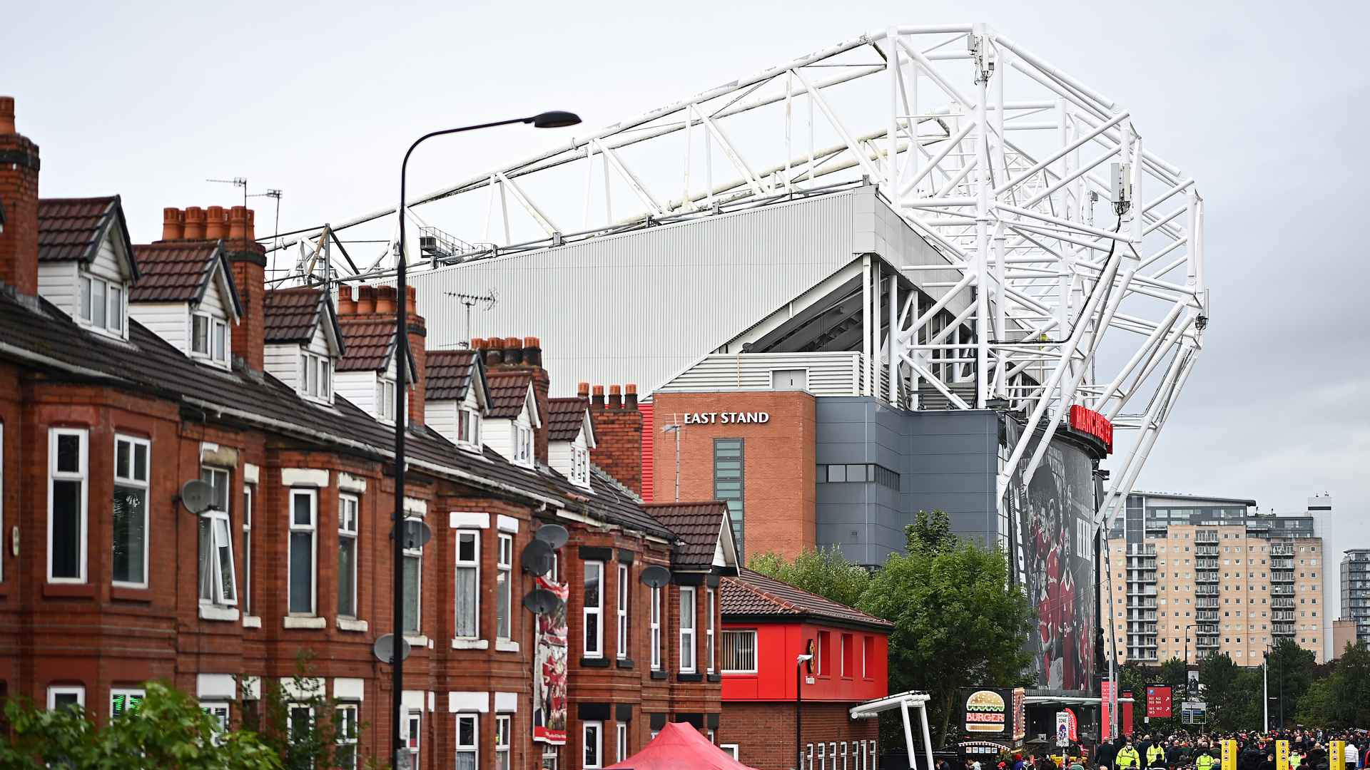 Will you be at Old Trafford on Sunday?