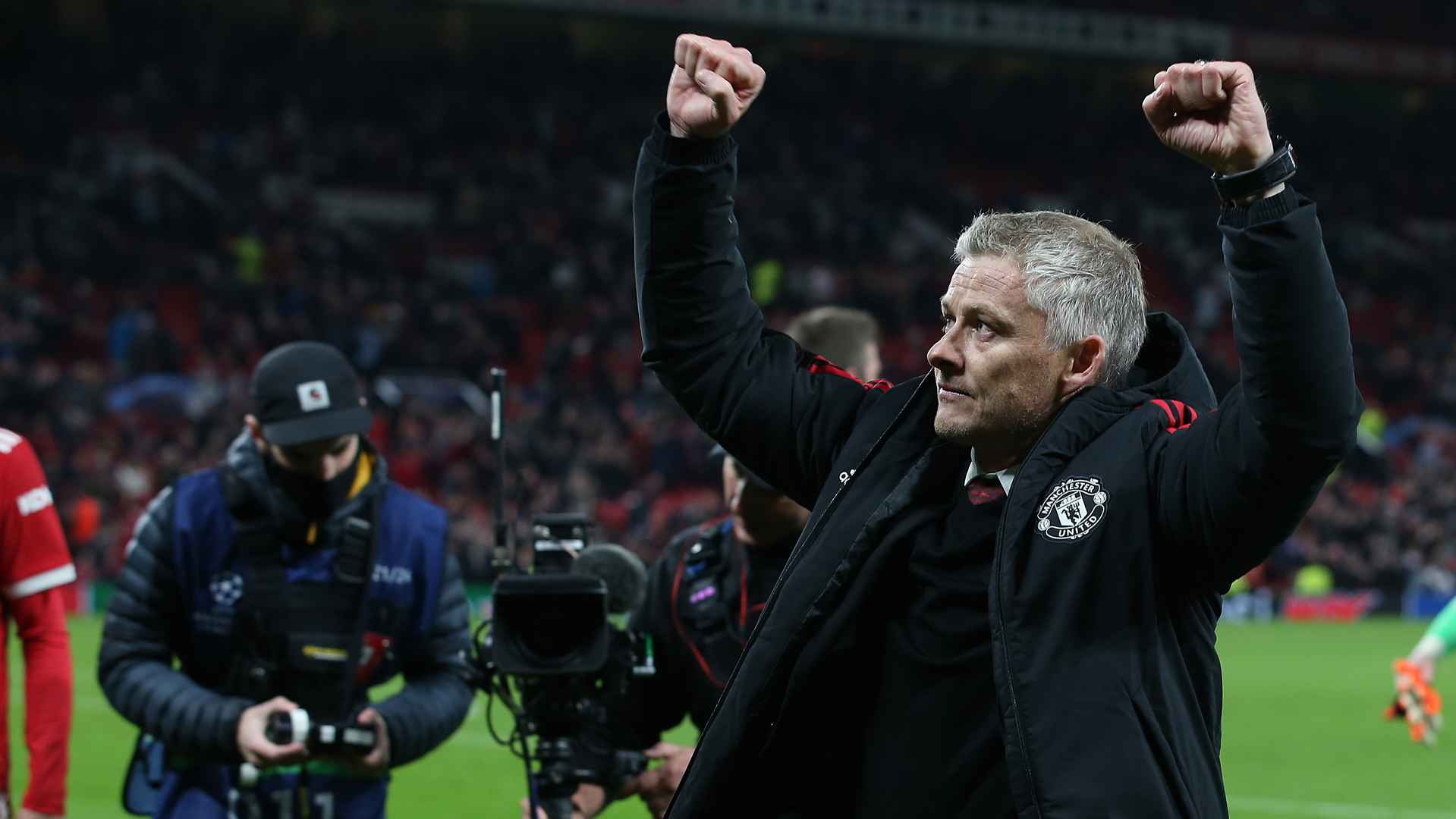 Solskjaer respects Liverpool rivalry