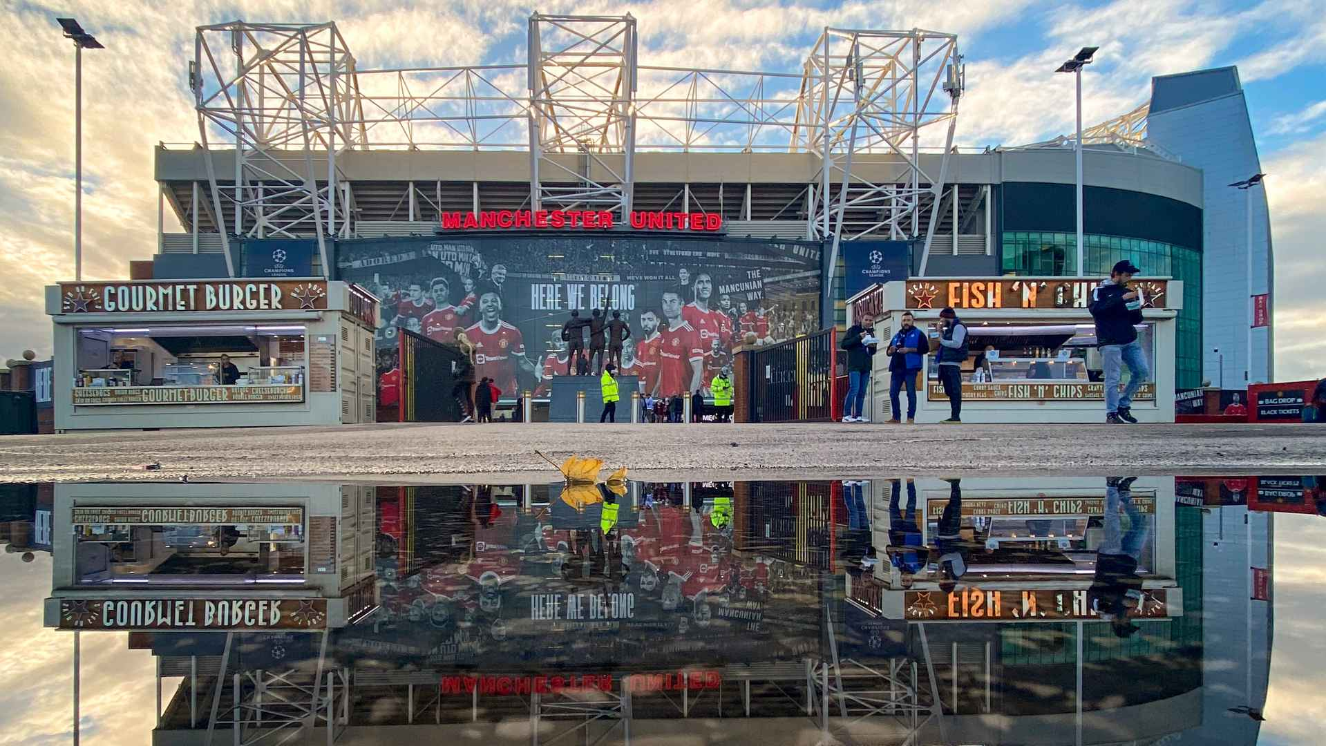 Unseen United: 6 epic pics from United 3 Atalanta 2