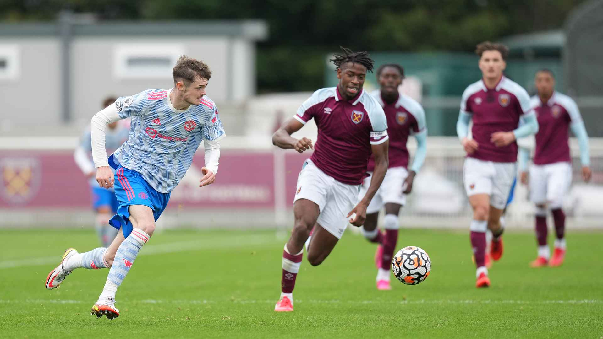 Defeat at West Ham for U23s