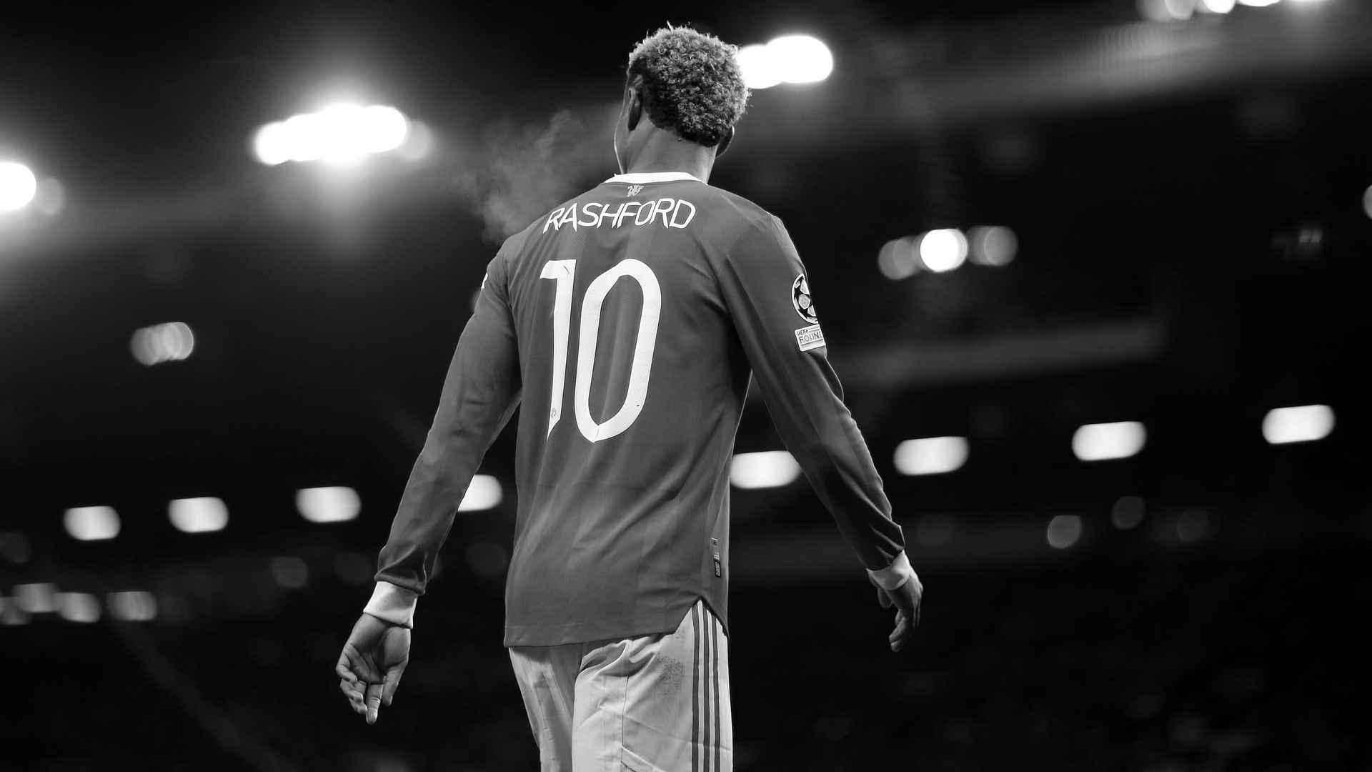 Rashford breaks his silence with a message to fans