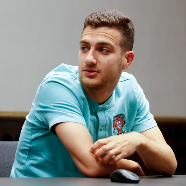Summer Briefing: Dalot reacts to Euros call-up