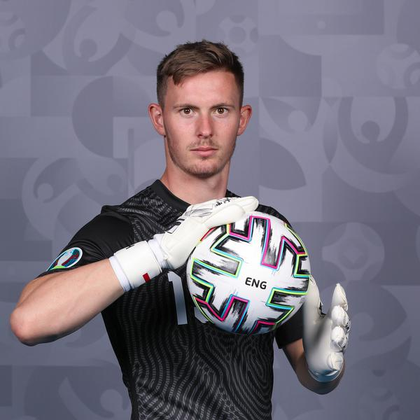 Henderson ruled out of Euro 2020