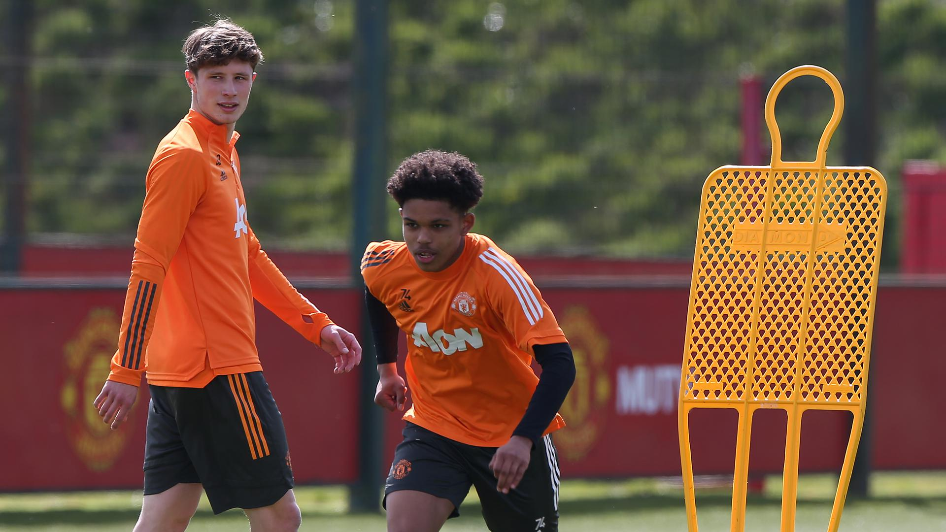 Who's been training ahead of Granada? - Manchester United