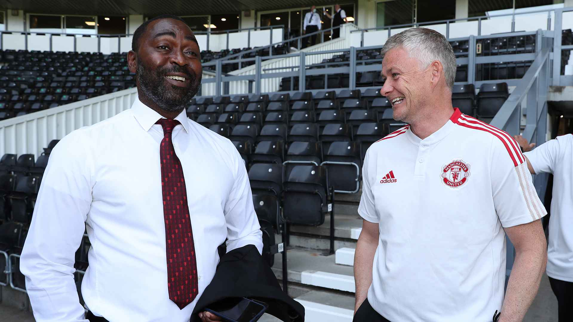 50th birthday boy Andy Cole gives loan advice