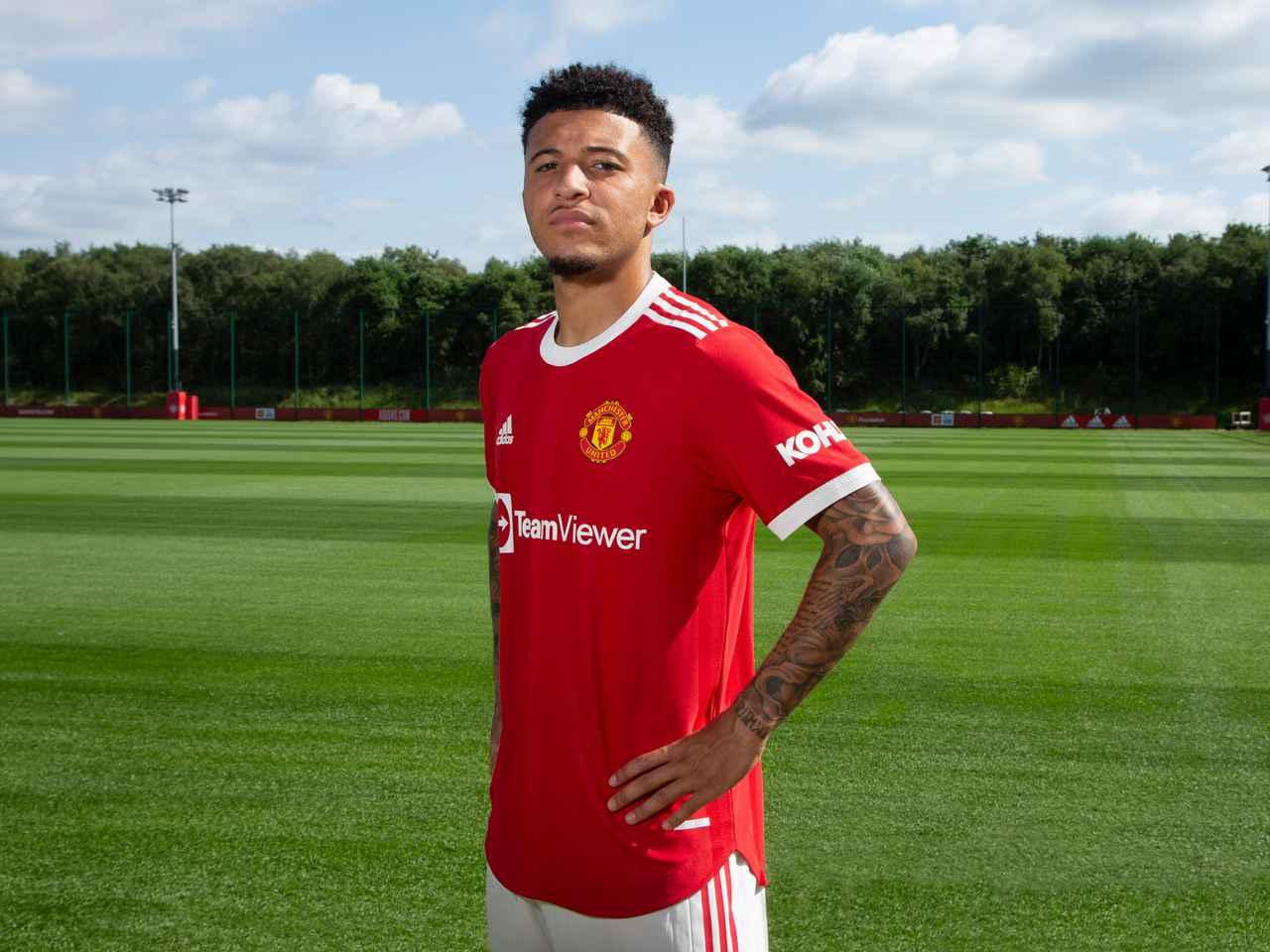 Jadon Sancho es anunciado como refuerzo de Manchester United tras ser vendido por Borussia Dortmund