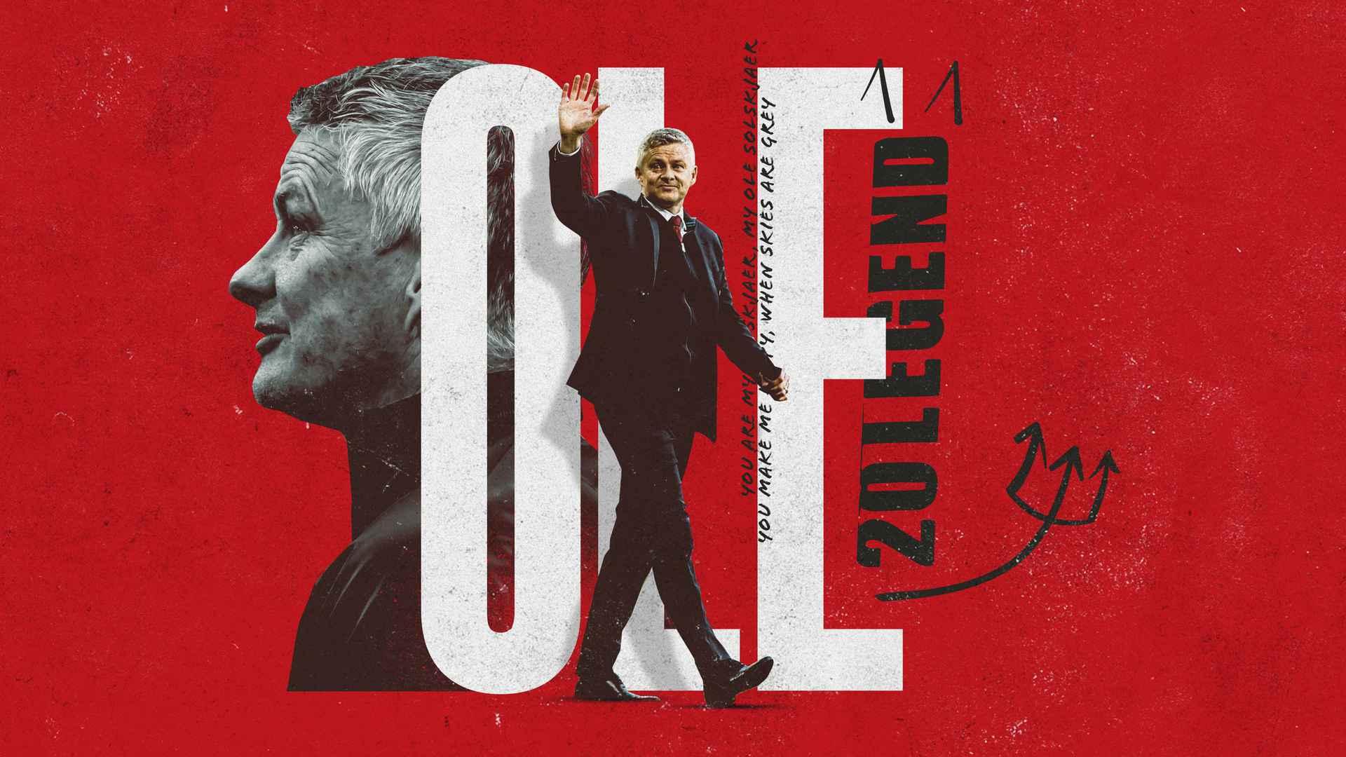 Ole firma un nuevo contrato con el club