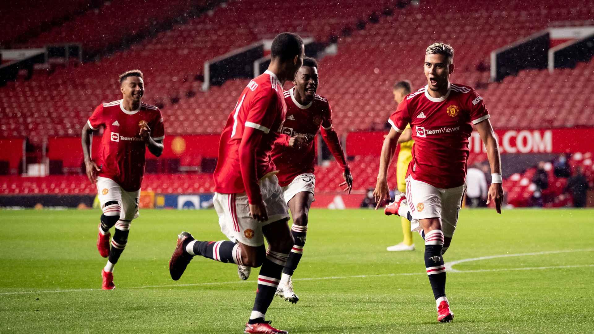 Match report: United 2 Brentford 2