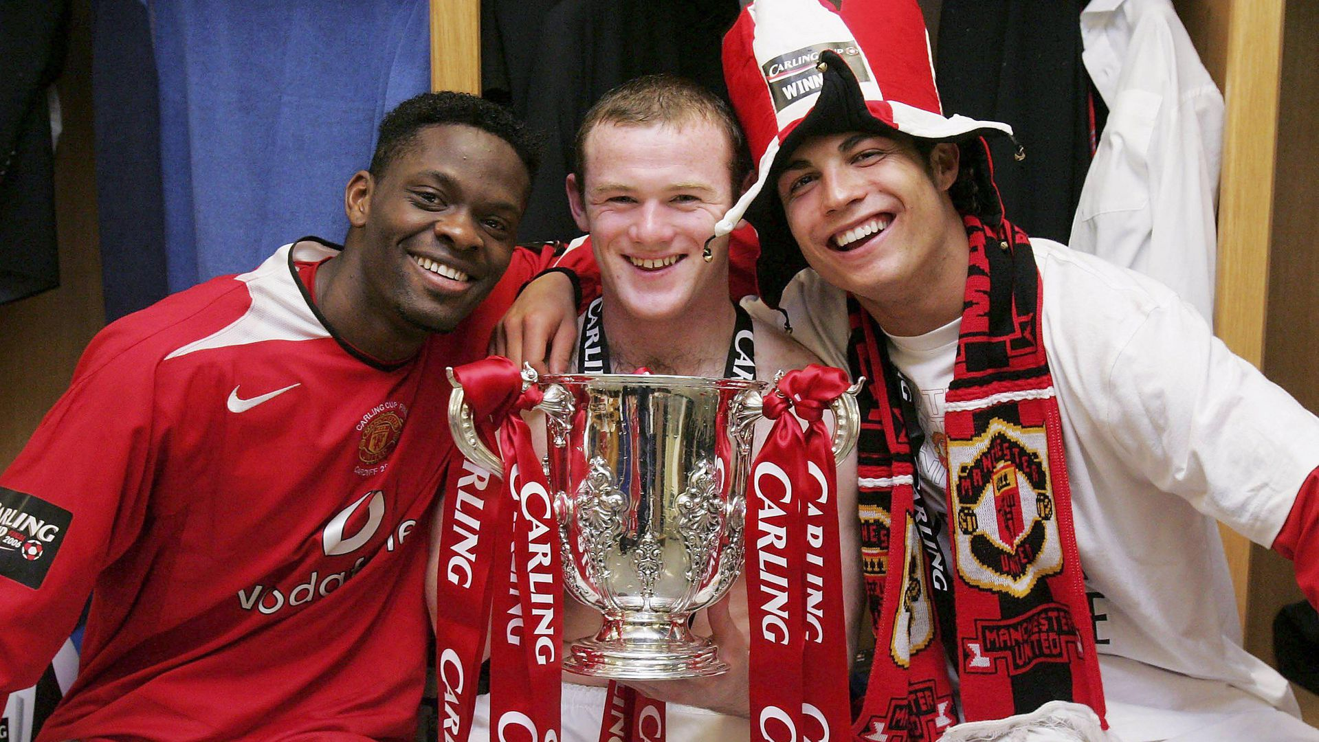 My Favourite Trophy: Louis Saha | Manchester United